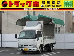 エルフトラック3t積・幌ウィング