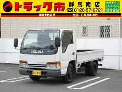 エルフトラック1.5t積・4WD・切替式・平ボディ
