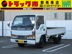 エルフトラック1.5t積・平ボディ・4WD・H−L切り替え・カスタム