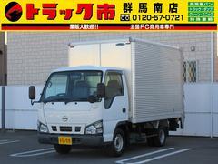 アトラストラック1.3t積・アルミバン垂直パワーゲート・ラッシングレール