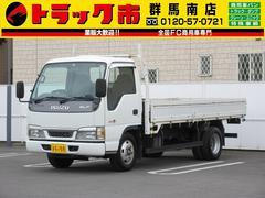 エルフトラック2t積・平ボディ・標準ロング