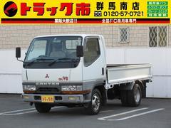 キャンターガッツ1.5t積・平ボディ・4WD・H−L切替