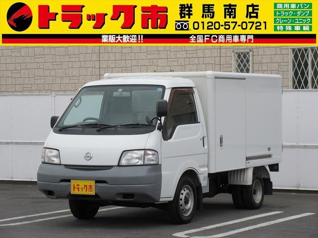 0.85t積・バネットトラック箱・AT(1枚目)