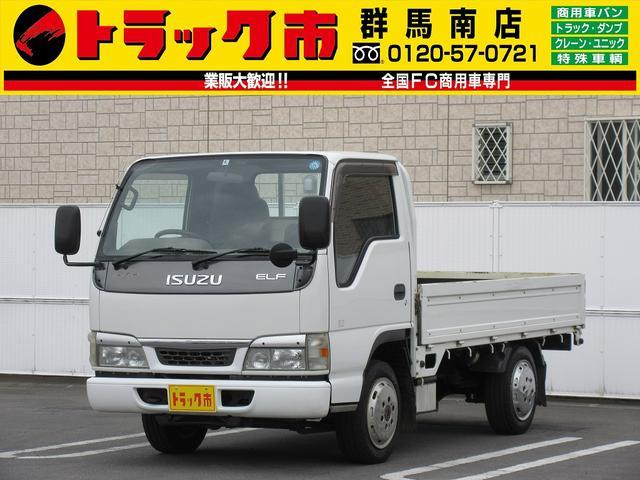いすゞ 4WD・平ボディ・シングルタイヤ