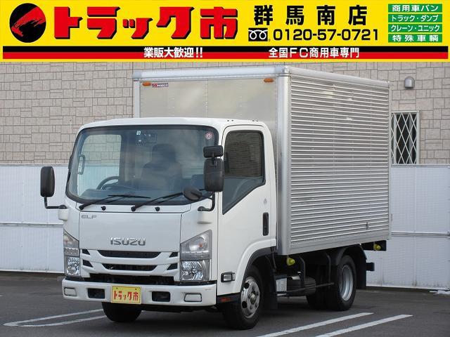 いすゞ エルフトラック 2t積・標準10尺・AT・ラッシングレール2段・5t未満