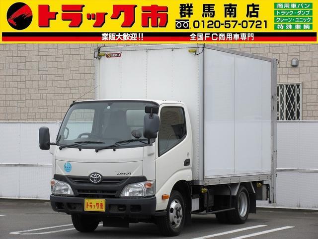 トヨタ ダイナトラック 2t積・パネルバン・垂直パワーゲート・車両総重量5t未満