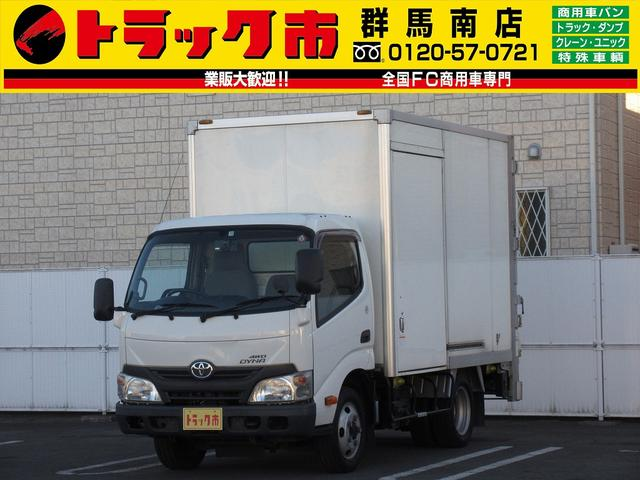 トヨタ 1.65t・4WD・パネルバン・パワーゲート・総重量5t未満