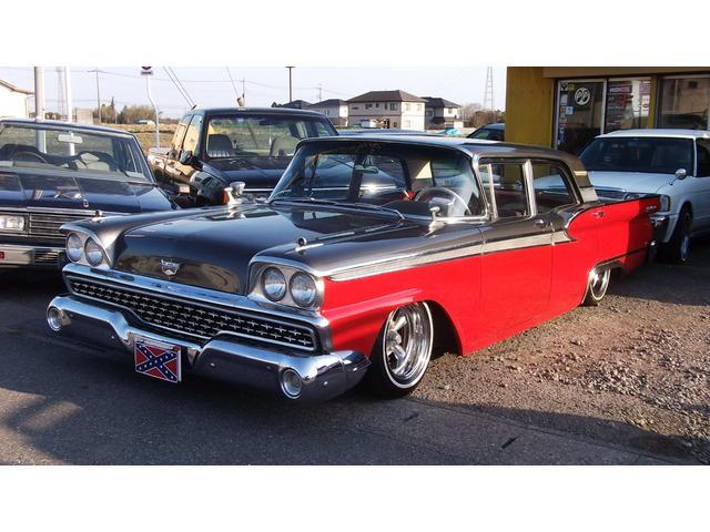 フォード ギャラクシー 1959