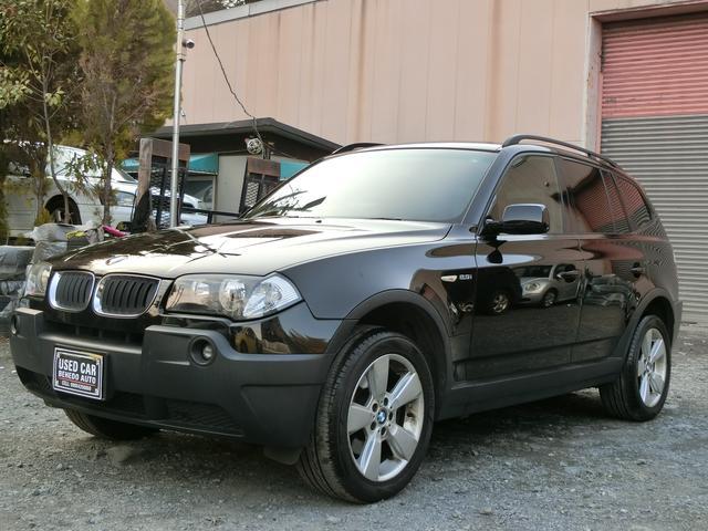 BMW 2.5i DVDナビ キーレス バックカメラETC
