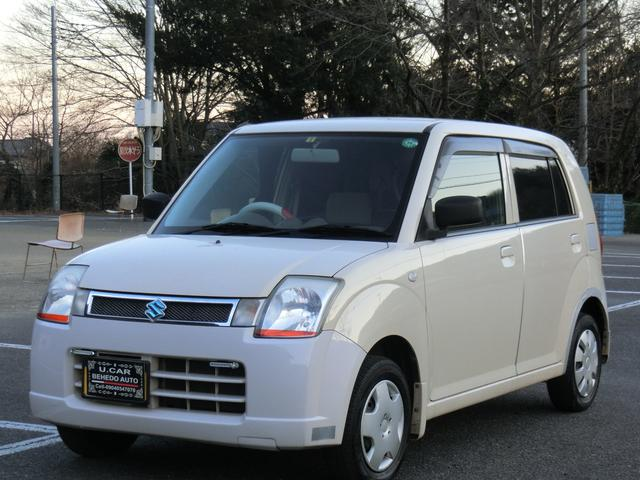 スズキ 5速マニュアル 4WD