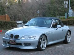 BMW Z3ロードスター5速マニュアル 左ハンドル ルミホイール