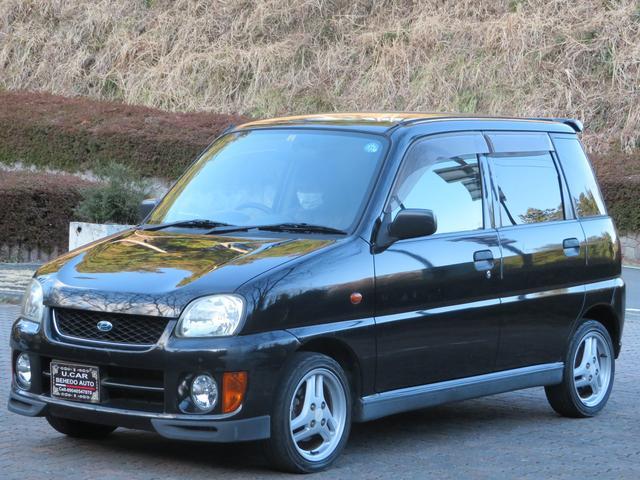 スバル プレオ RS アルミホイール