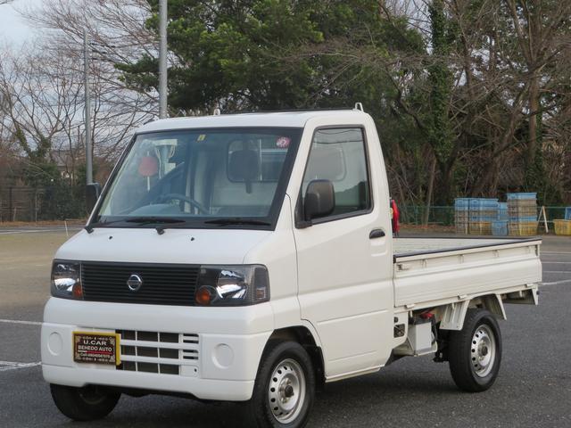 日産 DX 5速マニュアル パワステ