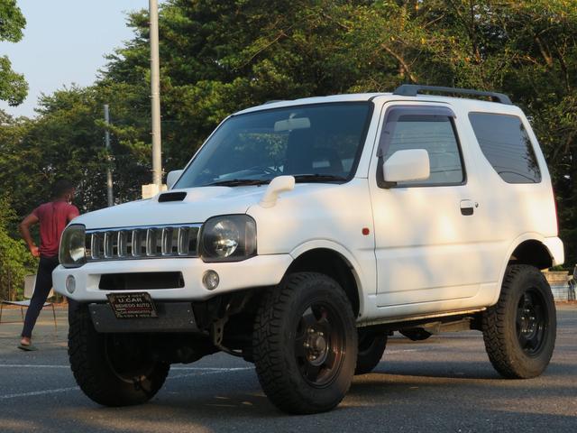 スズキ ジムニー J2 5速マニュアル 4WD