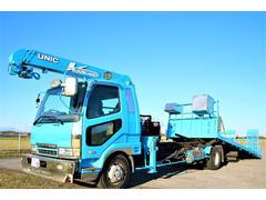 ファイタークレーン付セーフティローダーフルラジコン付 積載1450kg