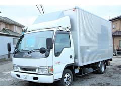 エルフトラックアルミバン ワイドロング パワーゲート付 積載2000kg