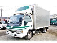 エルフトラックアルミバン ワイドロング パワーゲート付 積載量3000kg