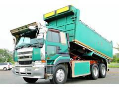 ビッグサム15立米箱 深ダンプ V8 360馬力 積載8400kg