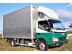 デュトロアルミバン パワーゲート付 積載2000kg ターボ ワイド