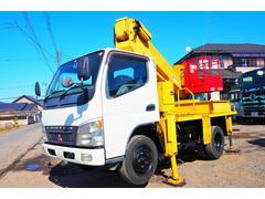 キャンター高所作業車 タダノ AT−121 12m 3303時間