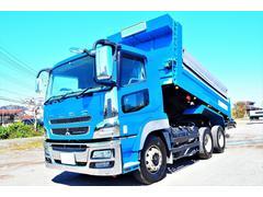 スーパーグレート510幅230cm 極東開発製 ダンプ 積載8900kg
