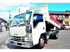 エルフトラック高床 コボレーン ダンプ 積載2000kg メッキパーツ