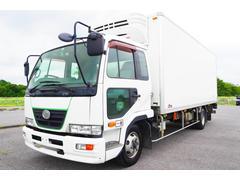 コンドル三菱製 冷蔵冷凍車 −30度 パワーゲート付 ラッシング2段
