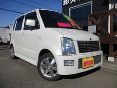 ワゴンRFT−Sリミテッド 4WDターボ ワンオーナー車