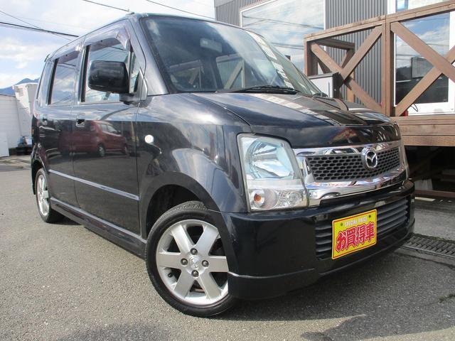 マツダ FX-Sスペシャル 4WD 走行73000km スマートキー