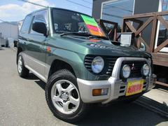 パジェロミニVR−II 4WD ターボ オートマチック車