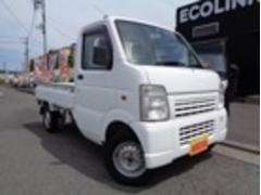 スクラムトラックKCスペシャル 3方開 4WD エアコン パワステ付
