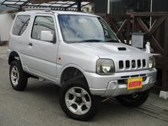AZオフロードXC 4WD ターボ リフトアップ ルーフレール付