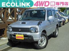 ジムニーXG 4WD・マニュアル5速 車検令和3年8月 修復歴無