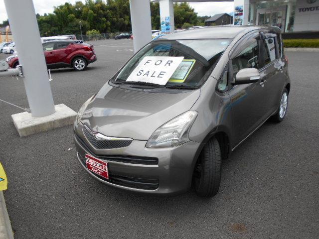 トヨタ ラクティス X CD ABS エアバッグ (検2.11)