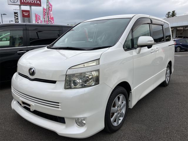 トヨタ ZS Bカメ HIDライト ETC CD イモビライザー AC 3列シート