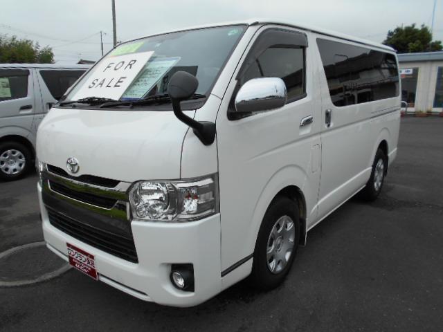 トヨタ スーパーGL ダークプライム ナビ ETC フルセグTV