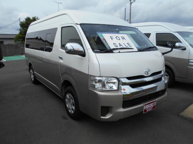 トヨタ グランドキャビン メモリーナビ ワンセグ ETC 4WD