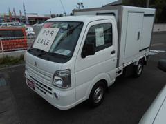 キャリイトラック冷凍車 4WD