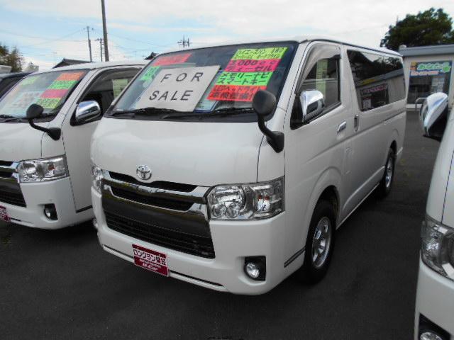 トヨタ スーパーGLプライムセレクション 4WD LED