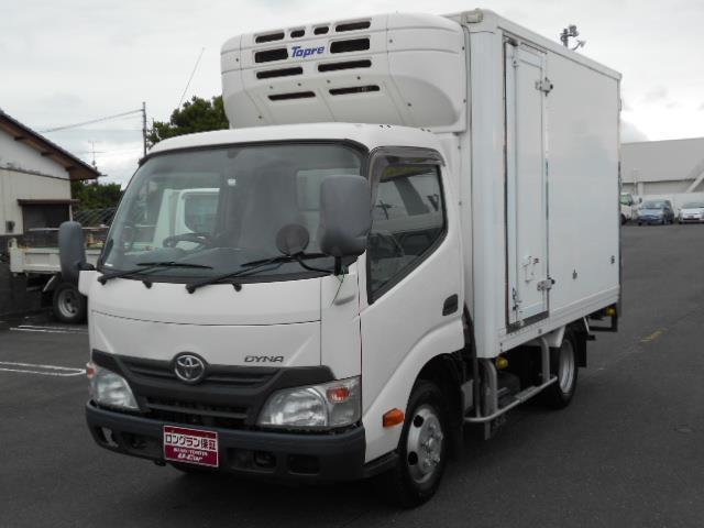トヨタ 冷凍車 Bモニ