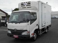 ダイナトラック冷凍車 Bモニ