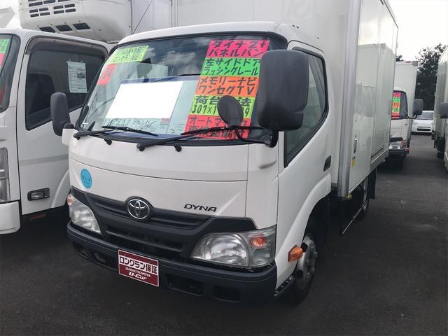 トヨタ アルミバン トラック AC AT TV ナビ