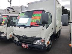 ダイナトラックパネルバン トラック AC AT TV ナビ ETC