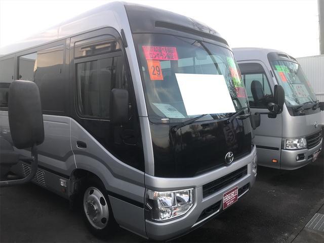 トヨタ GX バス AC AT 修復歴無 ナビ バックカメラ オーディオ付 ETC シルバー