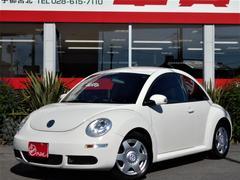 VW ニュービートルEZ 当店買取車 アルミホイール ディーラー車 右ハンドル