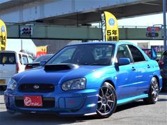 インプレッサWRX STi E型 TEIN車高調 ゼロスポーツマフラー