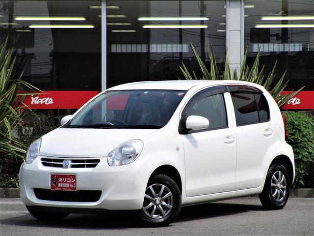 トヨタ パッソ X カロッツェリアナビ ワンセグTV ETC アルミホイール 当店買取車