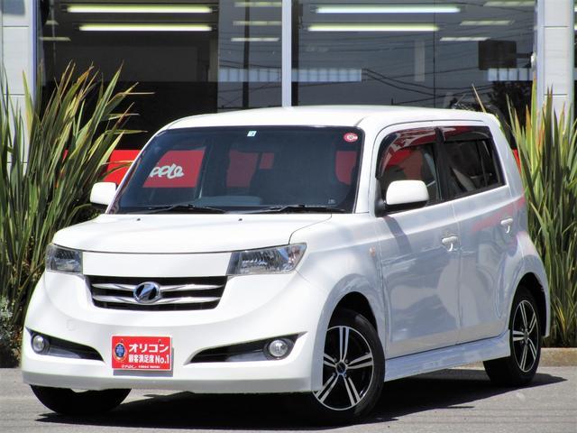 トヨタ bB S Qバージョン スマートキー 15インチアルミホイール タイミングチェーン 当店買取車