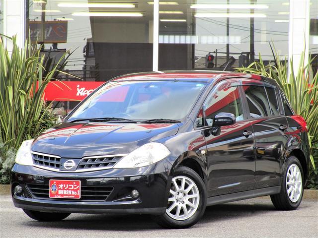 日産 15M カロッツェリアナビ フルセグTV DVD再生 Bluetooth インテリジェントキー アルミホイール ETC CVT オートエアコン タイミングチェーン 当店買取車
