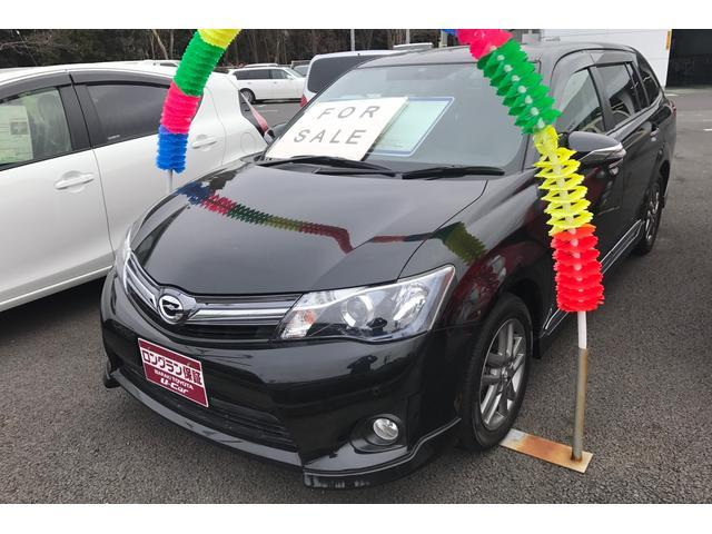 トヨタ 1.5G エアロツアラー ナビ アルミ ETC Bモニ